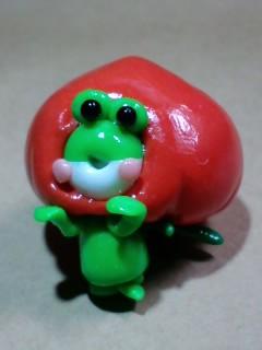 トマトガエル