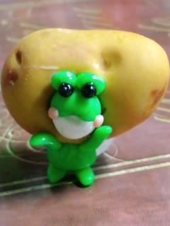 馬鈴薯ガエル