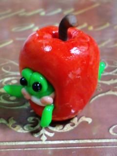 林檎ガエル