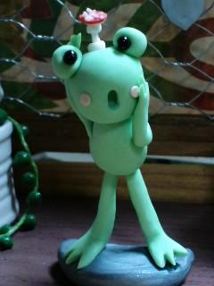 冬虫蛙草?