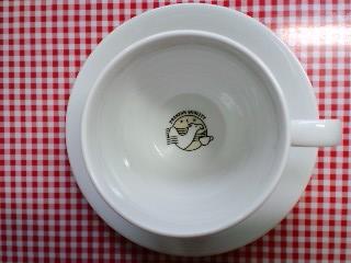 すなば珈琲のカップの中