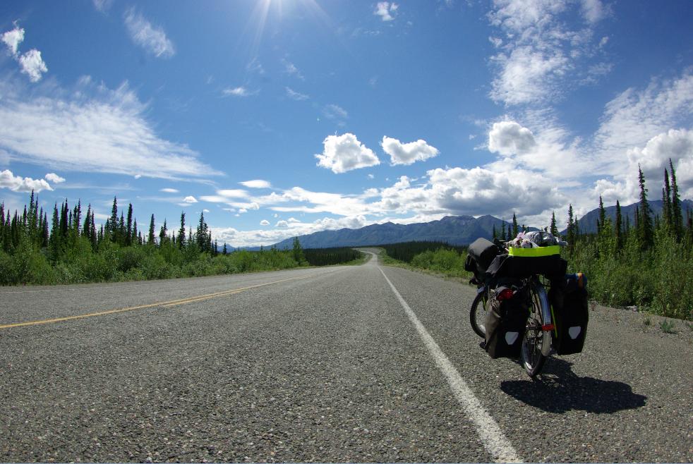 カナダの道20150629