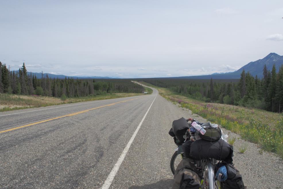 カナダの道20150701