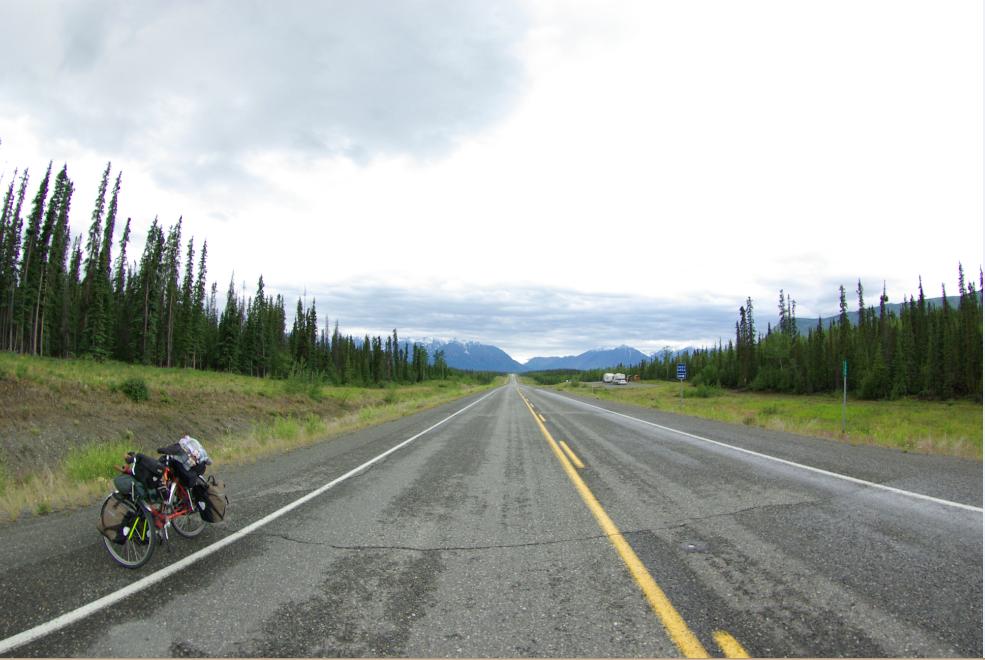 カナダの道20150703