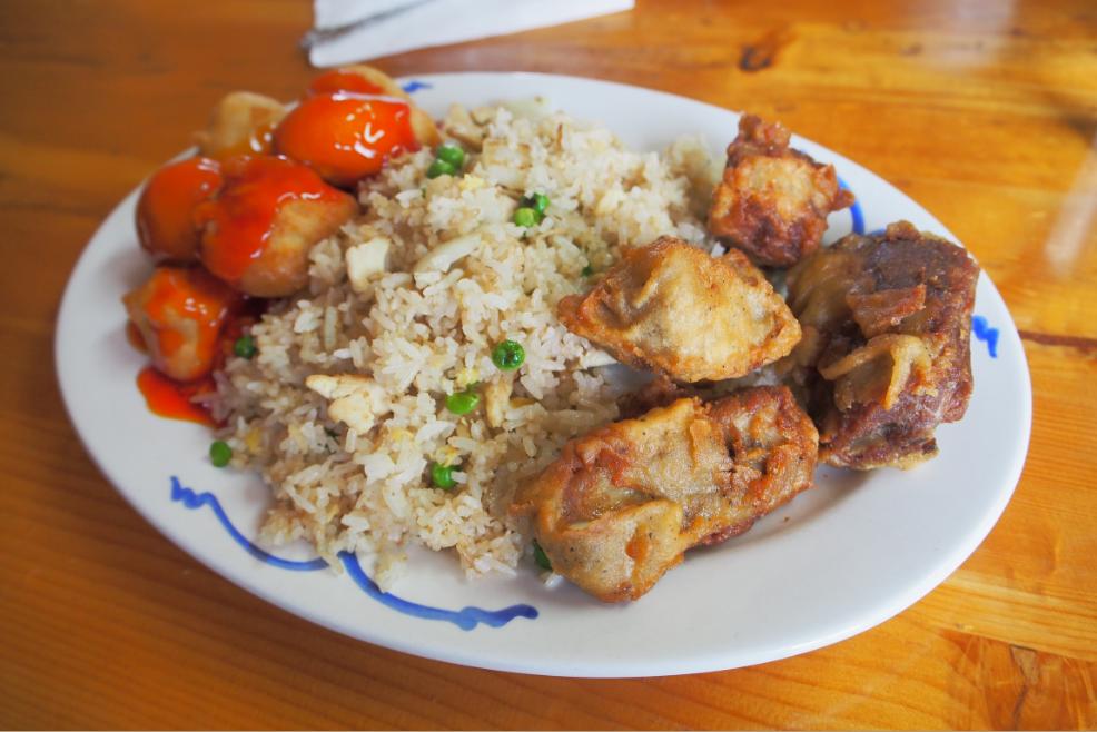 カナダ中華料理20150702