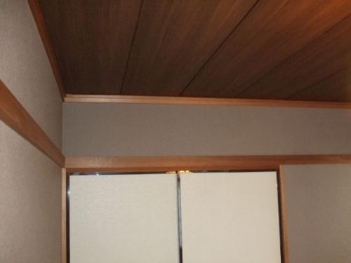 和室の壁紙張替え(クロス張替え)