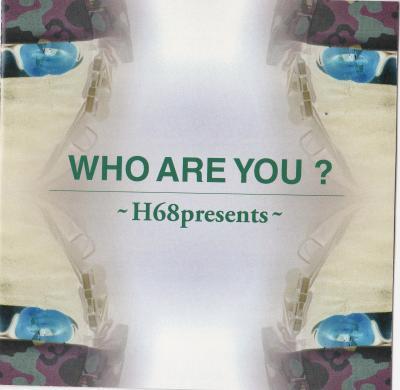 ジャケット WHO ARE YOU ?