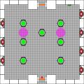 直線大部屋 1-3