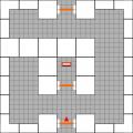 直線中部屋16