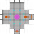 直角中部屋 8