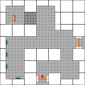 直角中部屋 14