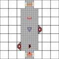 直線中部屋24