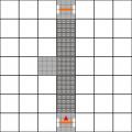 直線中部屋27
