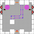 直線中部屋33