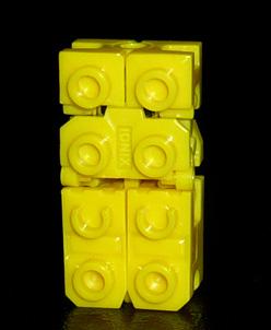 スペクトロス イエローウォーリアー ブロックモード