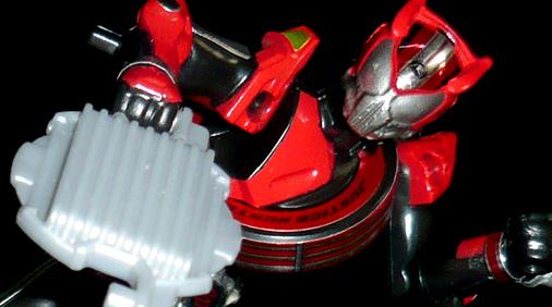 仮面ライダードライブ タイプスピード ハンター