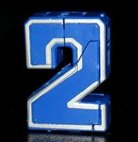 ナンバーアンドロイド No,2 SIMLACRUM NUMBER