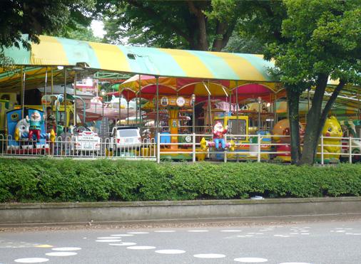 上野こども遊園地