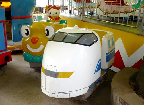 ホープ キディライド ちびっこ新幹線 SR2000系