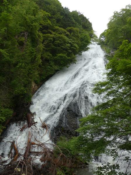 奥日光 湯滝 1