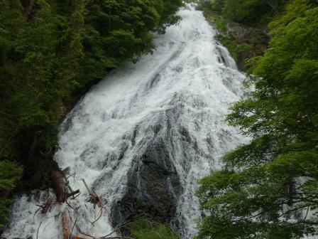 奥日光 湯滝 2
