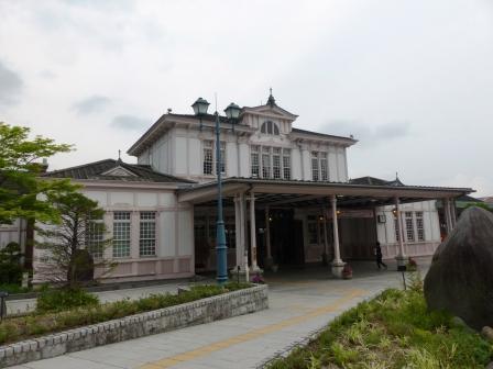 JR日光駅 駅舎