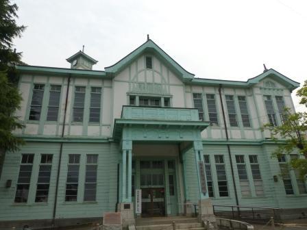 旧栃木町役場庁舎 1
