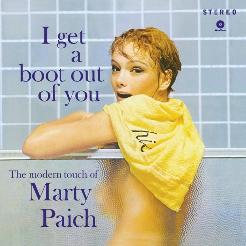 I Get A Boot Out Of You Marty Paich
