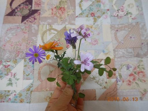 いつもの小花