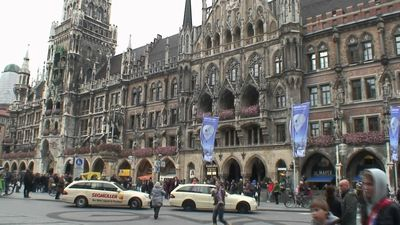南ドイツ最大の都市「ミュンヘン」mpg