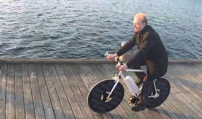 Solar Bike, Denmark