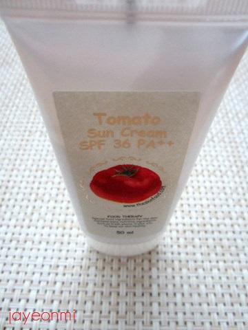 SKINFOOD_スキンフード_トマトサンクリーム (1)