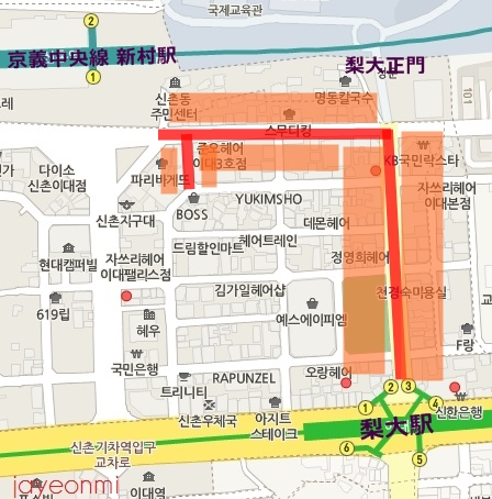 梨大map_2015年5月