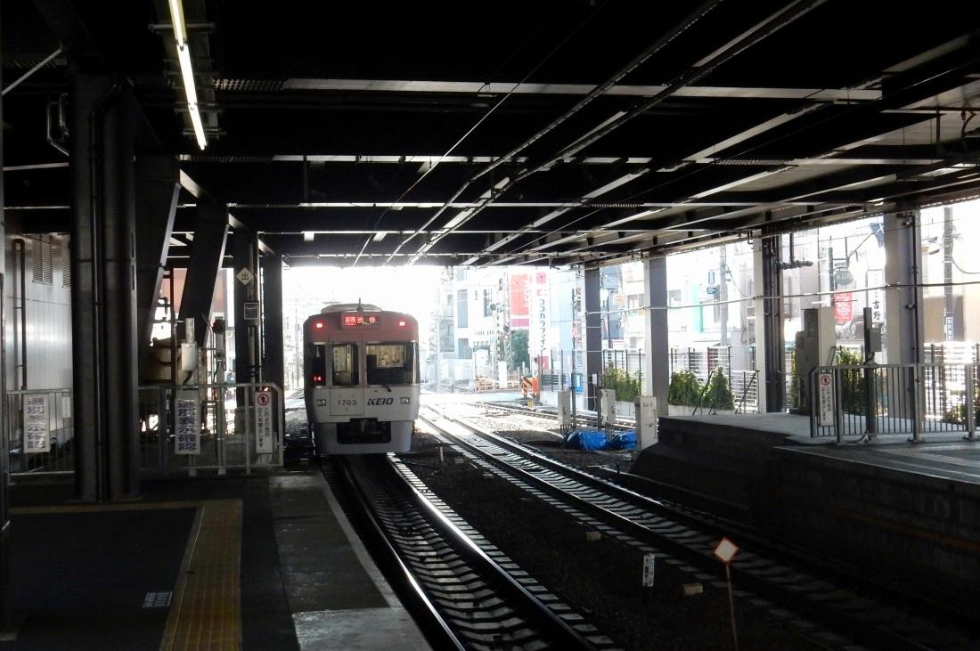 吉祥寺井の頭線 156