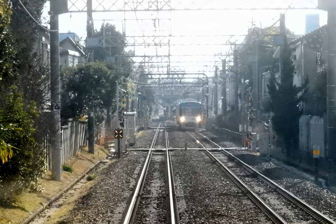 吉祥寺井の頭線 152
