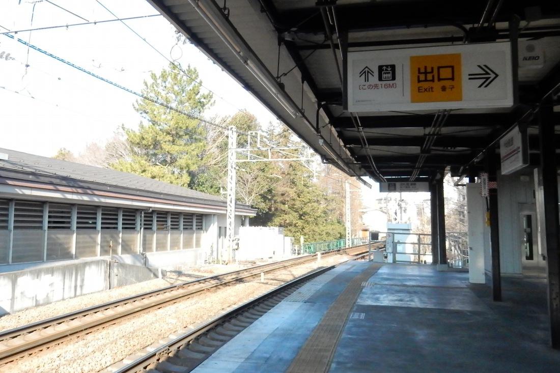 吉祥寺井の頭線 146