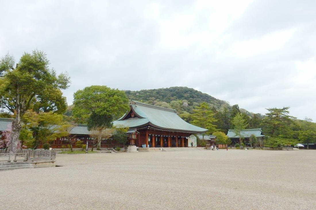 斑鳩橿原神宮 109