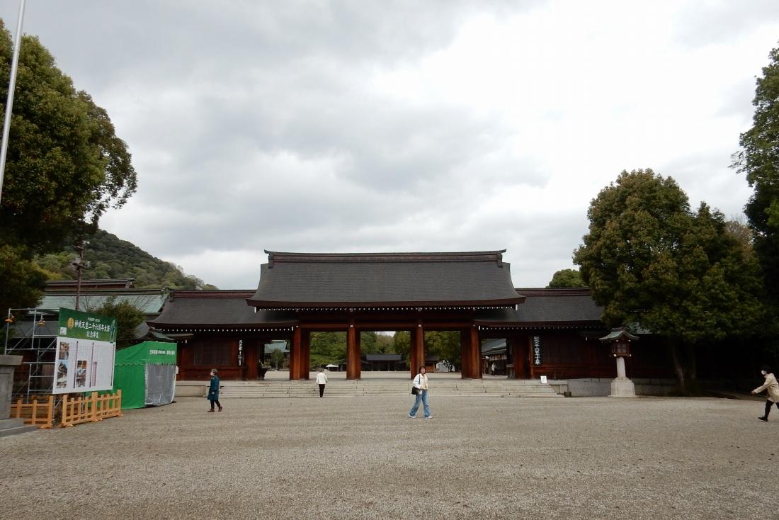 斑鳩橿原神宮 126