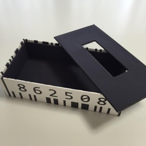 ティッシュbox1