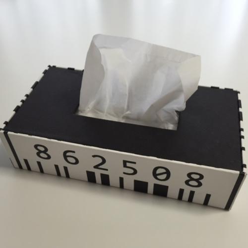 ティッシュbox2