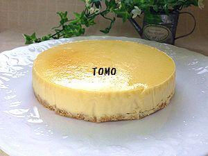 豆腐チーズケーキ