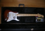 fender usa american standard stratocaster 2014 front