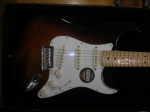 fender usa american standard stratocaster 2014 body front