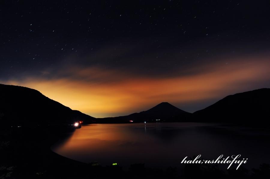 本栖湖の彩sf