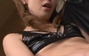 桜井あゆ体重でゆっくりとペニバンが沈み込んで行く様子を笑顔で観察FC2動画