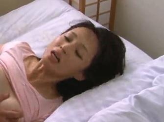 友人の嫁 安野由美 50歳 美熟女 五十路 寝取り 寝取られ videomega