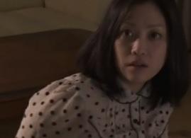小向美奈子地獄に突き落とされた夫婦性欲を滾らせた男が自宅に侵入FC2動画