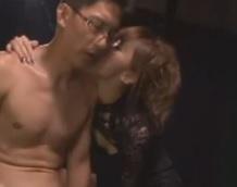 安城アンナ モデル級の美女にきっつい目で見られながらじっくりフェラされる FC2動画