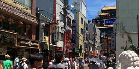 china town summer