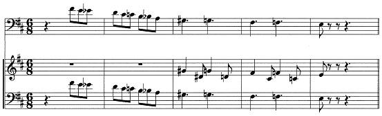 マイスタージンガー楽譜2